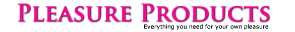 pleasure products logo