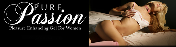 pure passion pleasure enhancer